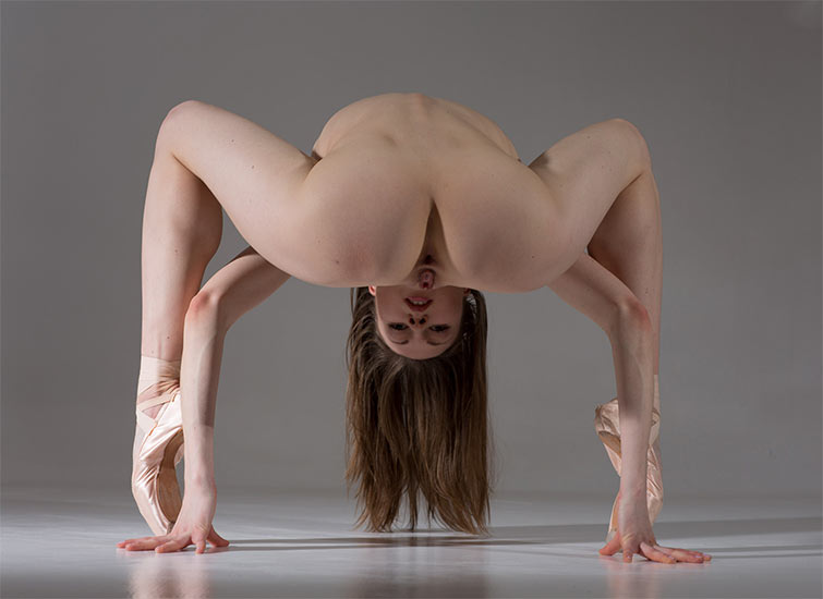 Remarkable, very nude contortionist girls sex excellent idea