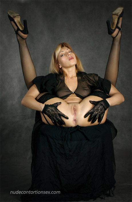 Contortion sex